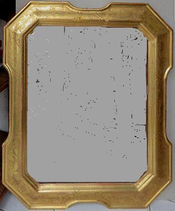 Specchi - Specchio dorato antico ...