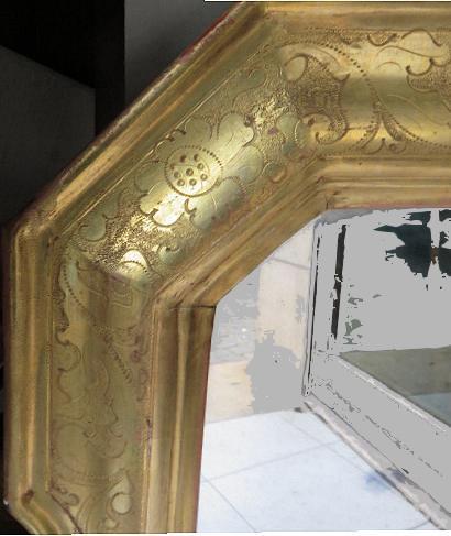 Specchi - Specchio antico ovale ...